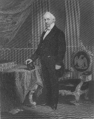 President James Buchanan