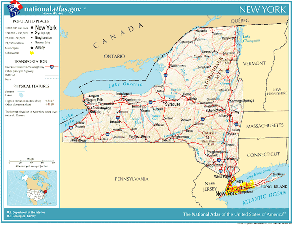 Atlas of New York State