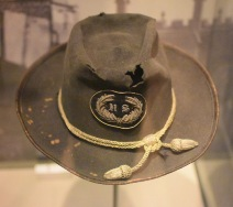Hat of General William Sherman
